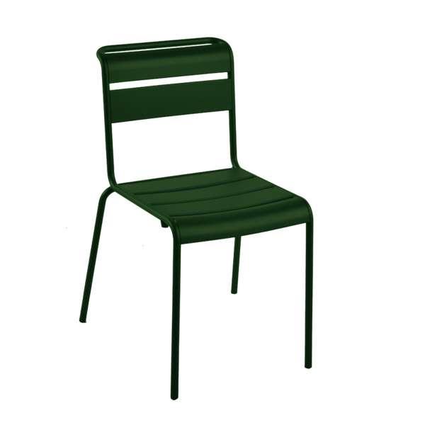 Chaise de jardin vintage en métal - Lutetia 17 - 15