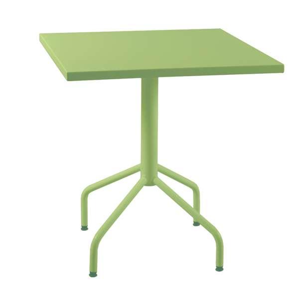 Table de jardin pliante en métal - Riviera 4 7 - 9