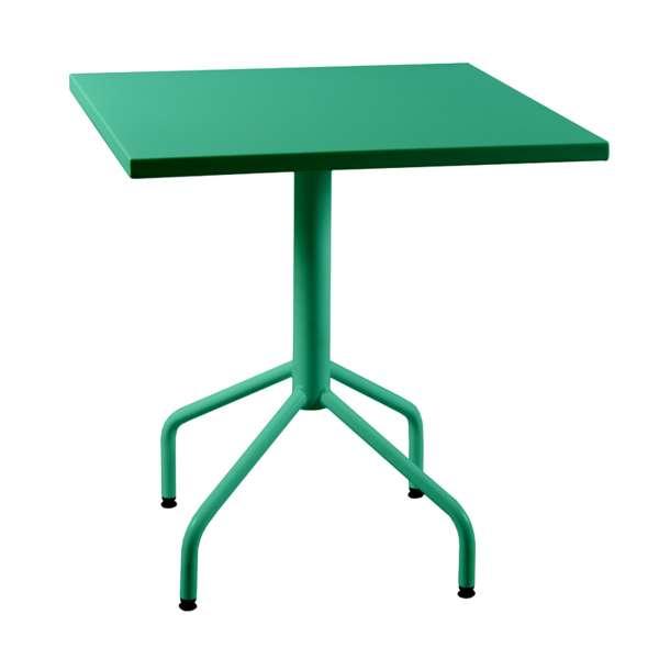Table de jardin pliante en métal - Riviera 4 18 - 19