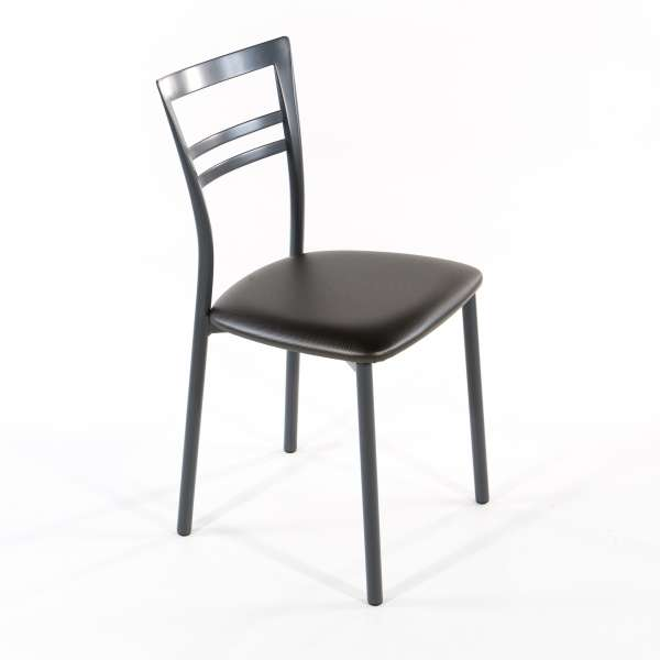 Chaise de cuisine en synthétique et métal - Go 1419 9 - 26
