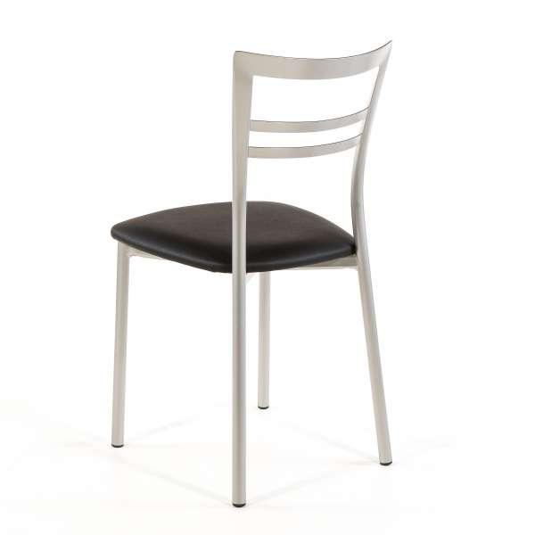 Chaise de cuisine en synthétique et métal - Go 1419 50 - 67