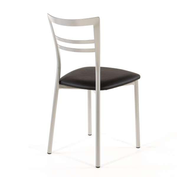 Chaise de cuisine en synthétique et métal - Go 1419 51 - 68
