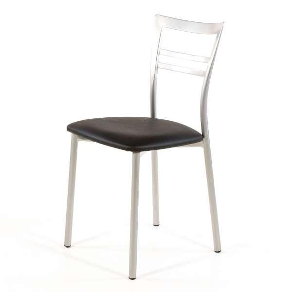 Chaise de cuisine en synthétique et métal - Go 1419 52 - 69