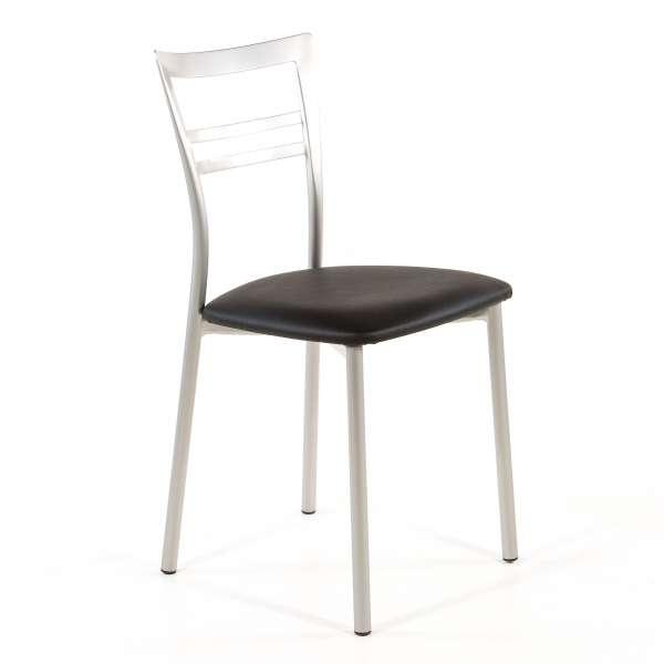 Chaise de cuisine en synthétique et métal - Go 1419 53 - 70
