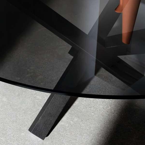Table en verre design ronde - Aikido Sovet® 9 - 4