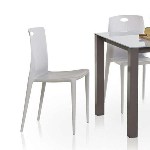 Chaise moderne en polypropylène - Zeno 3 - 3