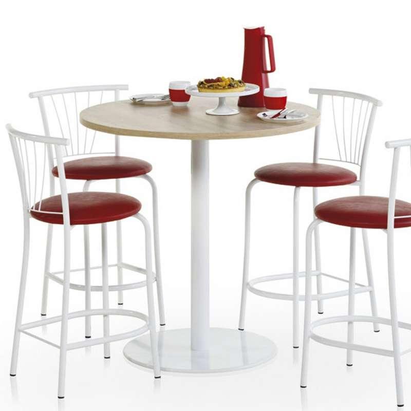 Code Couleur Peinture Yaris :  cuisine en métal et vinyl  Rosita  4 Pieds  tables, chaises et
