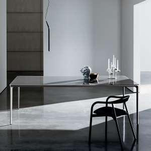 Table en verre design extensible - Slim Sovet® 7