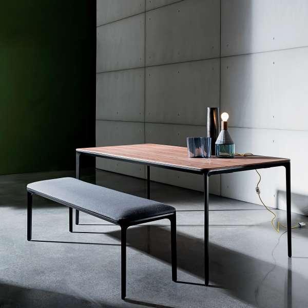 Table design extensible en bois - Slim Sovet® 2 - 2