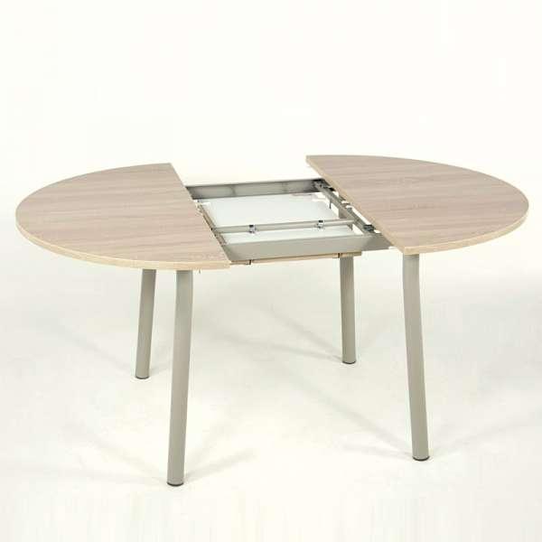 Table de cuisine extensible en stratifié - Elli 2 - 2