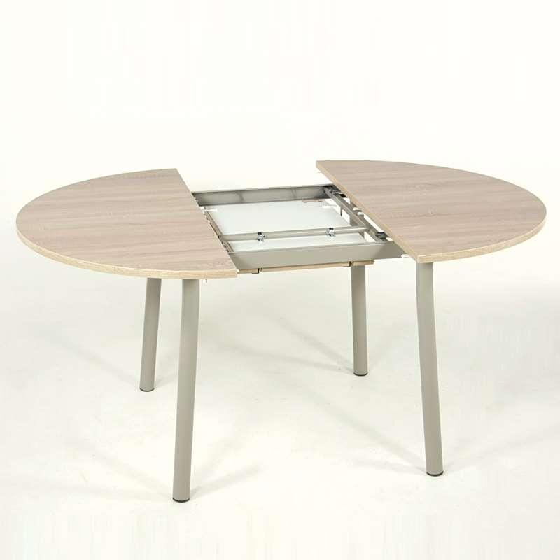 Table cuisine extensible - Table de cuisine en stratifie ...