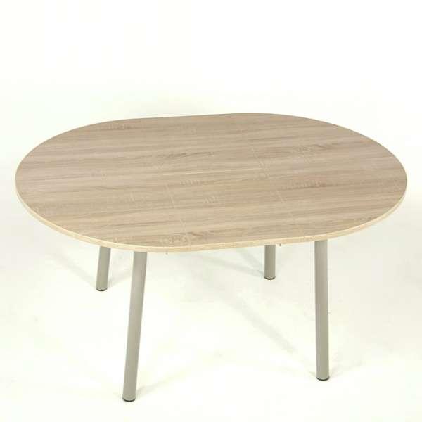 Table de cuisine extensible en stratifié - Elli 4 - 4