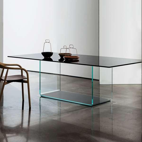 Table de salle à manger design en verre - Valencia Sovet® 3 - 3