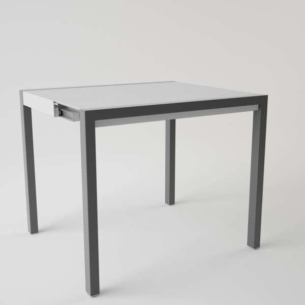 Table en verre extensible pour petit espace - Concept Minor 5 - 4