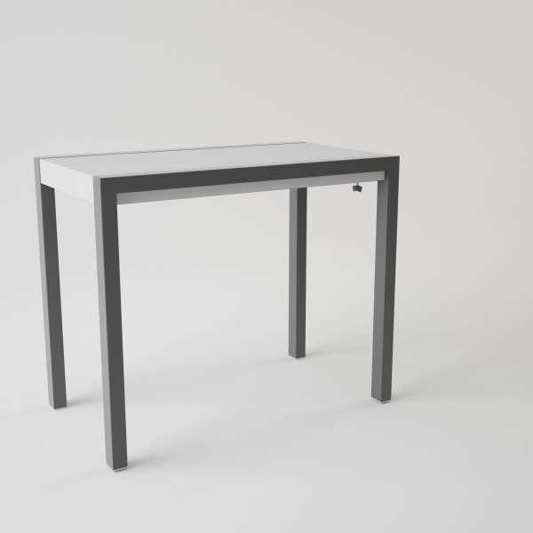 Table en verre extensible pour petit espace - Concept Minor 6 - 5