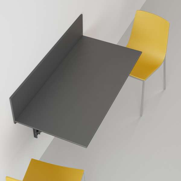 Table pliante murale contemporaine - Click 3 - 3