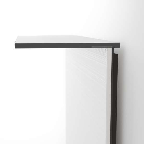 Table pliante murale contemporaine - Click 4 - 4