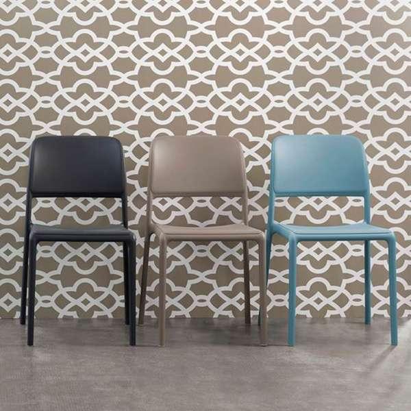 Chaise en polypropylène - Riva Bistrot