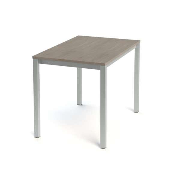 Table snack de cuisine rectangle en stratifié - Vienna 5 - 5