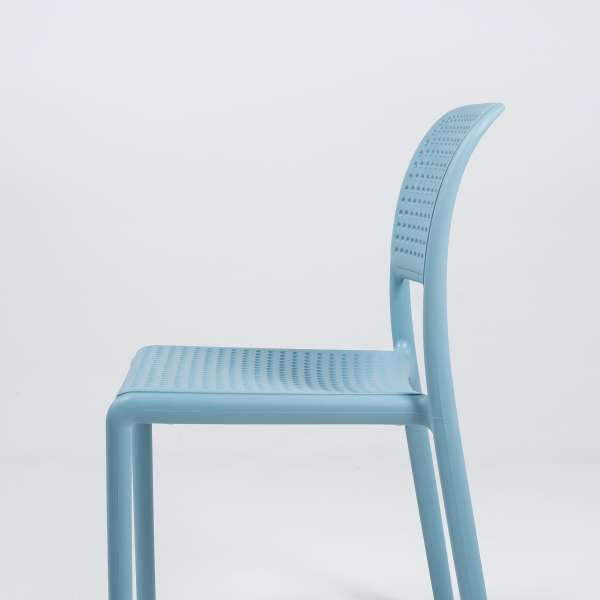 Chaise en polypropylène - Bora Bistrot 4 - 8