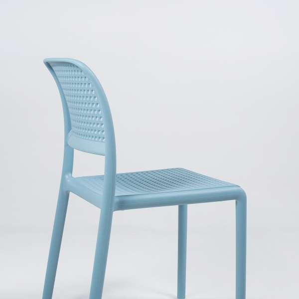 Chaise en polypropylène - Bora Bistrot 5 - 9