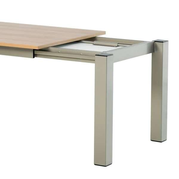 Table snack rectangulaire en stratifié - Vario 5 - 5