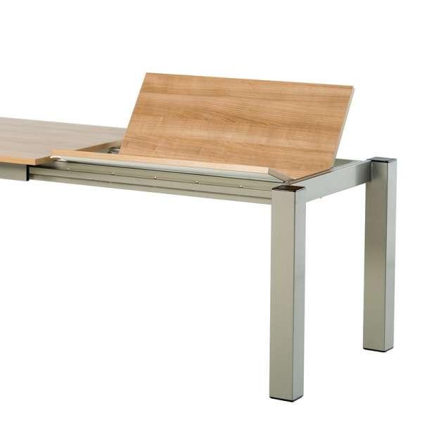Table snack rectangulaire en stratifié - Vario 7 - 7