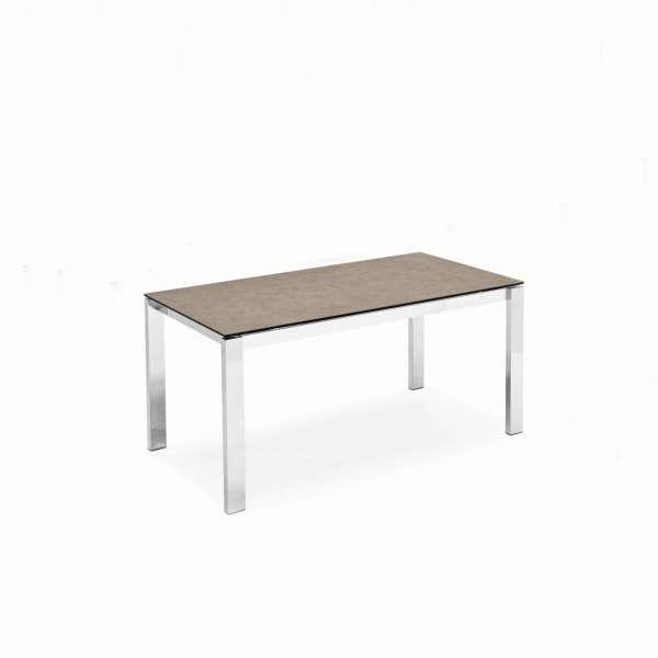 Table extensible en céramique et métal - Baron Connubia® 2 - 2
