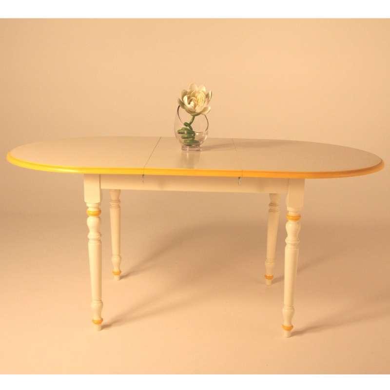4 pieds vente en ligne for Table ovale avec allonges
