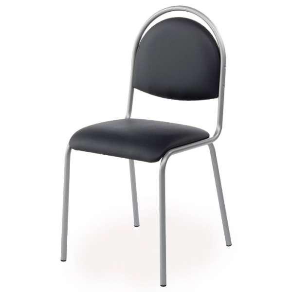 Chaise de cuisine en synthétique et métal - Gaby 2 - 2