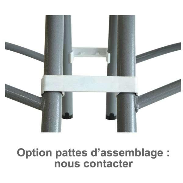Chaise pliante en polypropylène Otto - 5