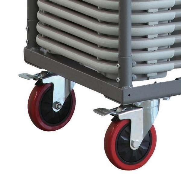 Chariot pour chaises pliante  Alex - 2