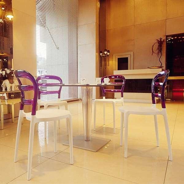 Chaise design - Miss Bibi - 2