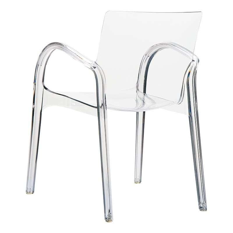 fauteuil design en plexi d j vu 4 pieds tables chaises et tabourets. Black Bedroom Furniture Sets. Home Design Ideas