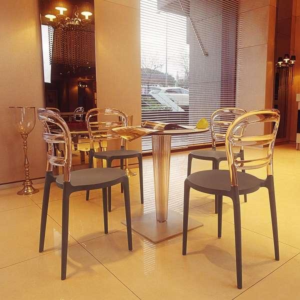 Chaise design d'intérieur - Miss Bibi - 4