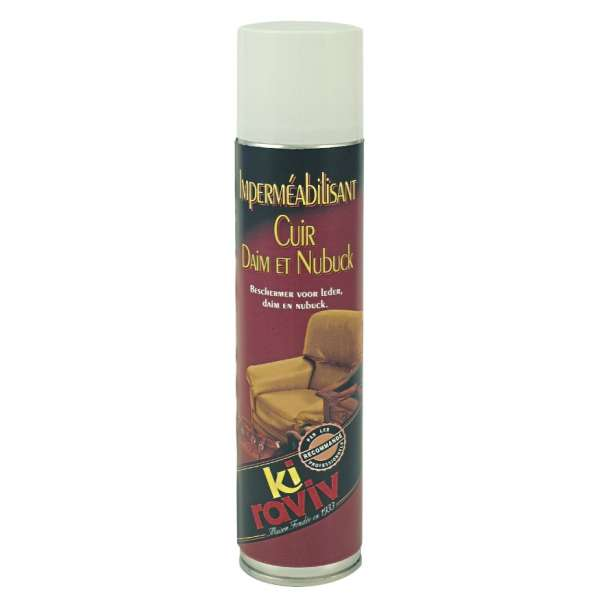 Entretien imperméabilisant cuir, daim, nubuck Kiraviv