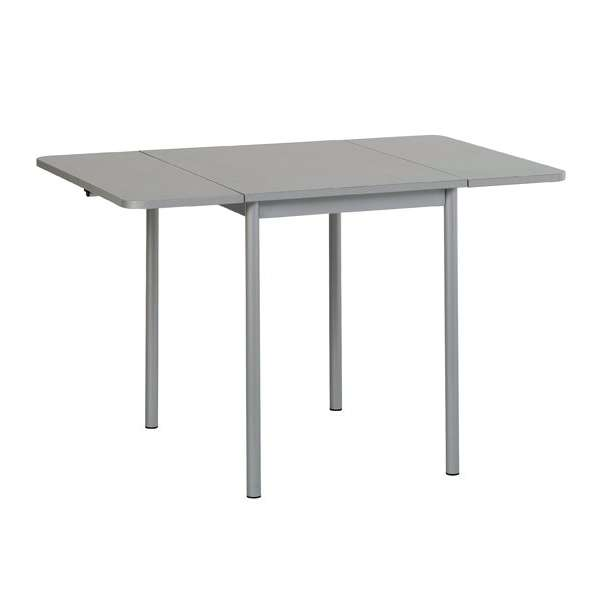 Table d'appoint rectangulaire en stratifié 120 x 80 cm - TKP68