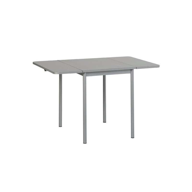 table pliante tkp68 80 x 60 cm 4 pieds tables chaises et tabourets. Black Bedroom Furniture Sets. Home Design Ideas