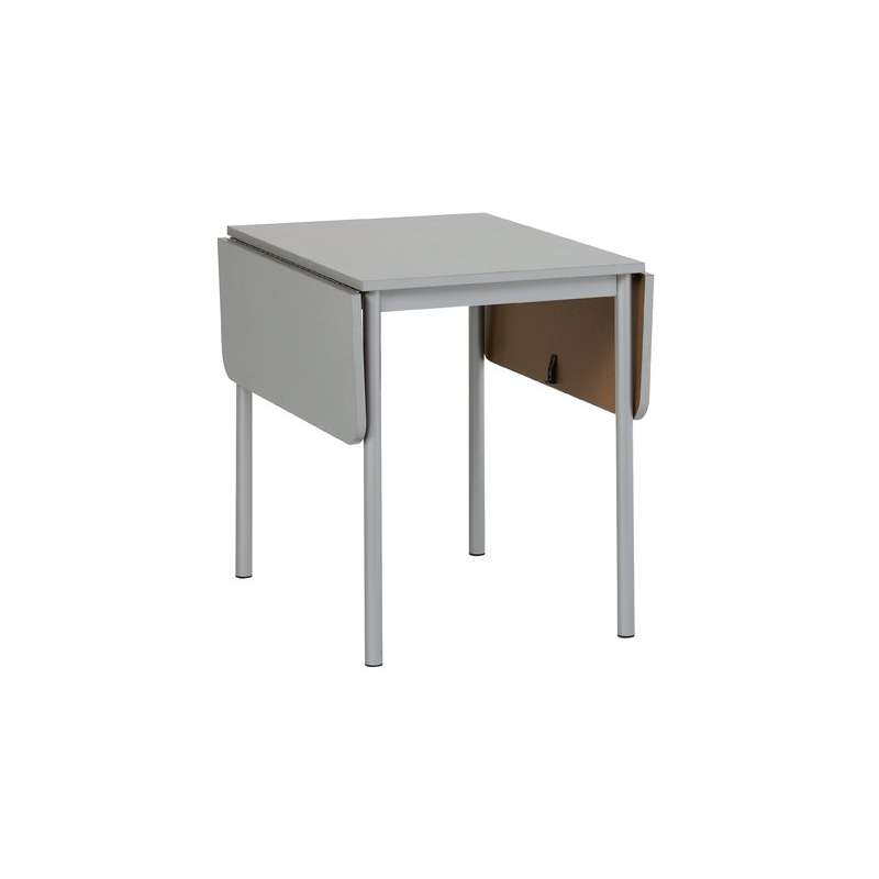 Table pliante tkp68 80 x 60 cm 4 pieds tables for Table cuisine 60 x 80