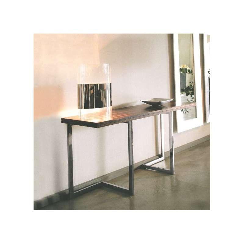 Table console modulable contemporaine giravolta 180 4 pieds tables chaises et tabourets - Eco cuisine herblay ...