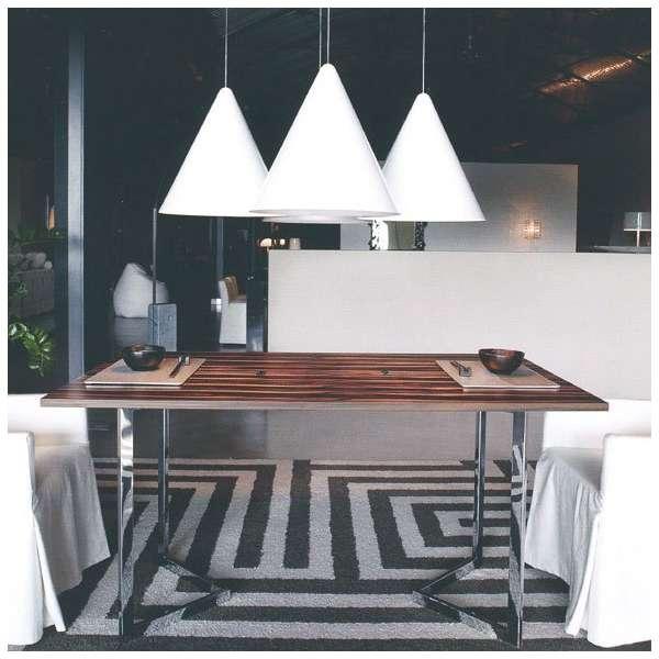 table console design modulable en bois et m tal giravolta 150 4 pieds tables chaises et. Black Bedroom Furniture Sets. Home Design Ideas