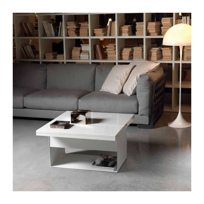 table basse contemporaine modulable vela 4 pieds. Black Bedroom Furniture Sets. Home Design Ideas