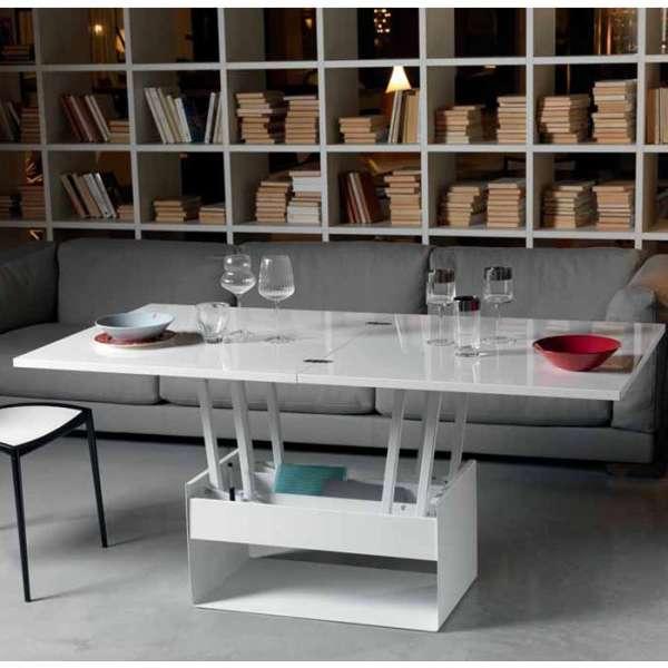 Table basse contemporaine - Vela - 3