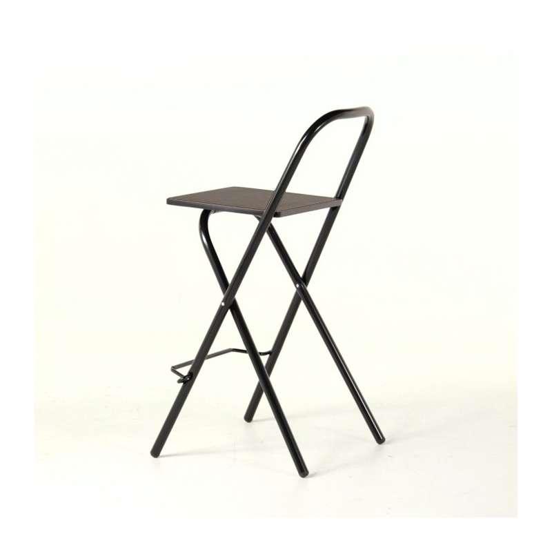 tabouret de bar pliant pas cher. Black Bedroom Furniture Sets. Home Design Ideas