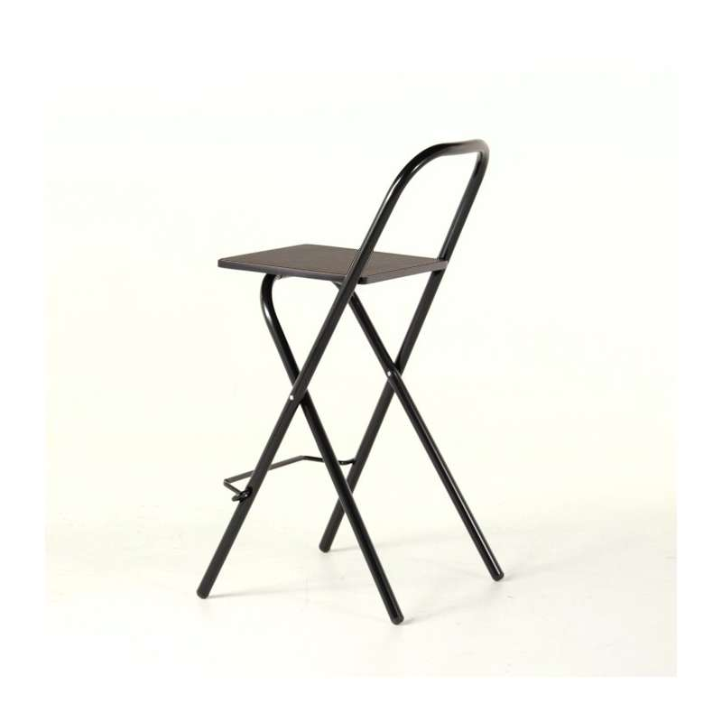 tabouret snack pliant simone 4 pieds tables chaises. Black Bedroom Furniture Sets. Home Design Ideas