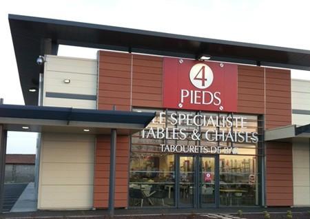 Votre magasin 4 pieds toulouse portet sur garonne 31 vente de tables chaises et tabourets - Magasin de meuble toulouse portet ...