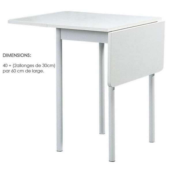 Table d 39 appoint de cuisine for Table d appoint cuisine