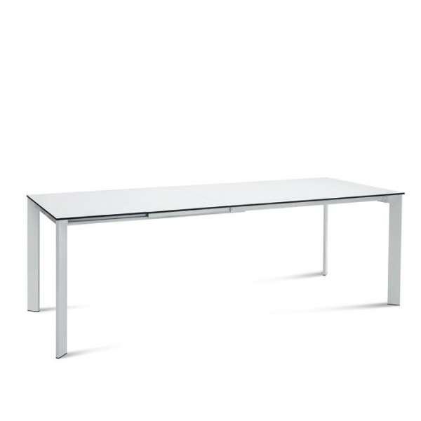 RC - Table design rectangulaire Universe 130 Domitalia® - 11