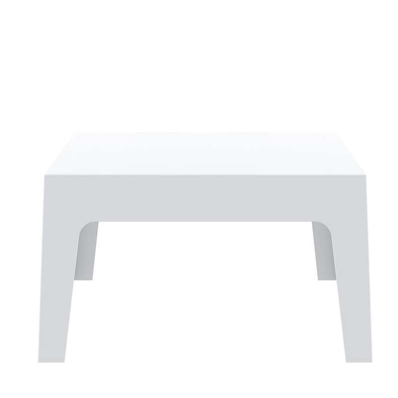Table basse de jardin en polypropylène - Box | 4-pieds.com