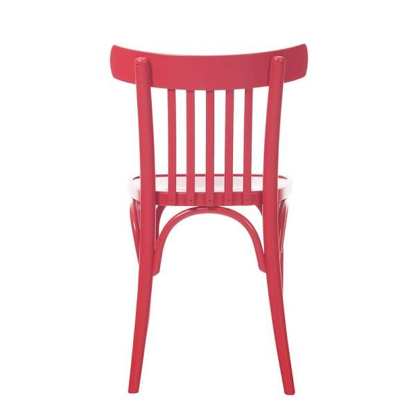 chaise de brasserie en bois 763 4. Black Bedroom Furniture Sets. Home Design Ideas